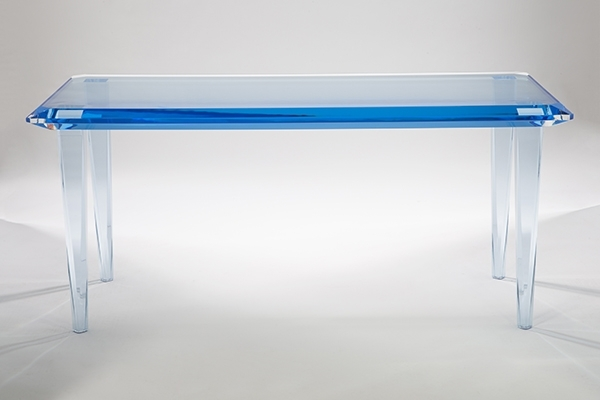 Ice Acrylic Dining Table 2.0 Within Well Known Acrylic Dining Tables (Gallery 7 of 20)