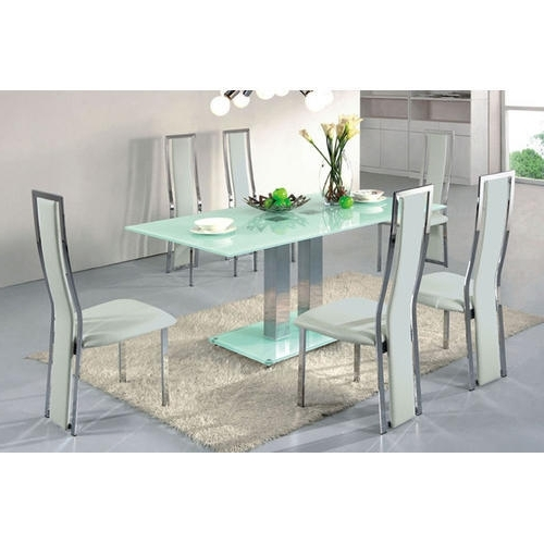 Id Throughout Most Up To Date Glass 6 Seater Dining Tables (Gallery 4 of 20)