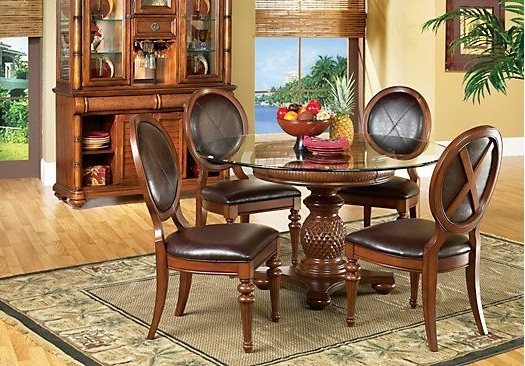 Ideas With Crawford 6 Piece Rectangle Dining Sets (Gallery 18 of 20)