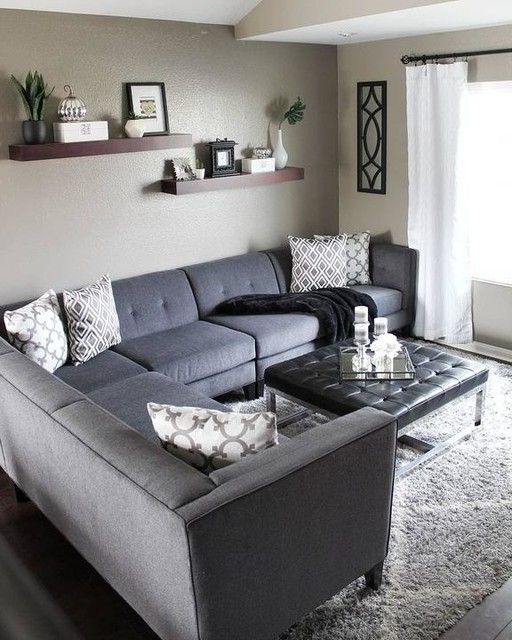 Ideas Y Decoracion Within Newest Avery 2 Piece Sectionals With Laf Armless Chaise (View 8 of 15)