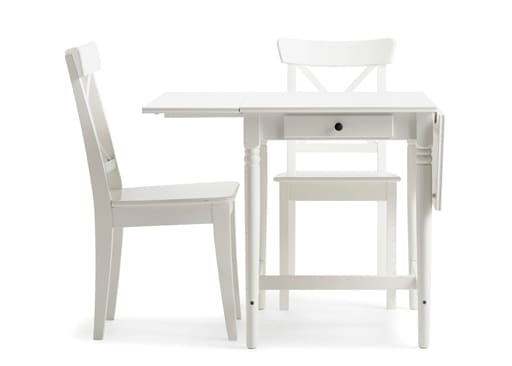 Ikea Throughout Fashionable Small White Dining Tables (Gallery 1 of 20)