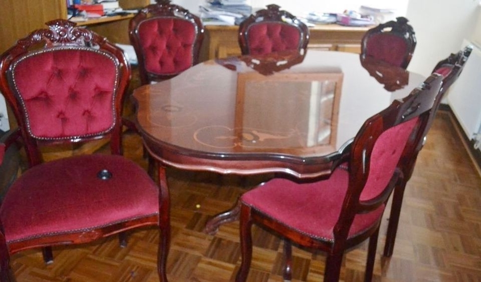 In Lymm, Cheshire With Rocco Extension Dining Tables (View 6 of 20)