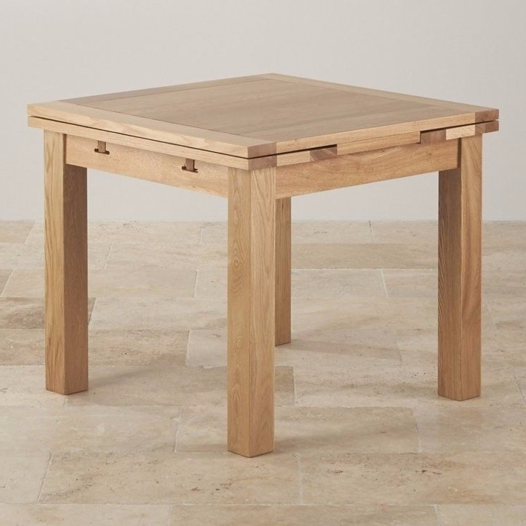 In With Regard To Current Square Oak Dining Tables (View 13 of 20)