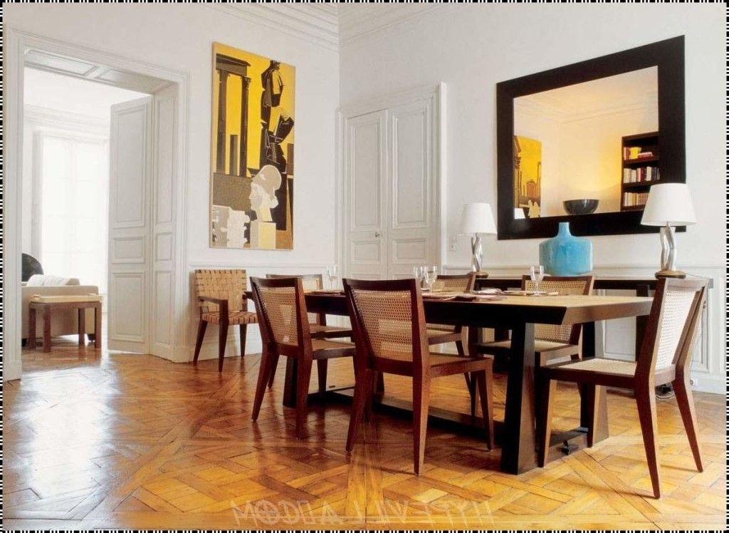 Indian Dining Room Furniture Pertaining To Recent Wonderful Indian Dining Room Modern Decor With Nice Design Ideas On (Gallery 3 of 20)