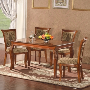 Featured Photo of Indian Style Dining Tables