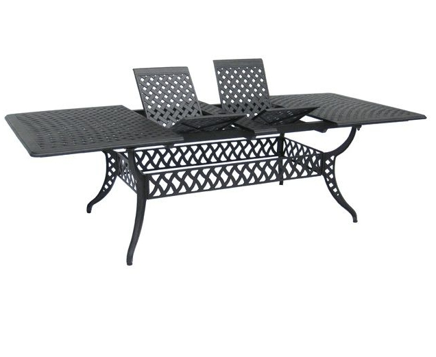 Insideout Patio Furniture Inside Outdoor Extendable Dining Tables (Gallery 19 of 20)