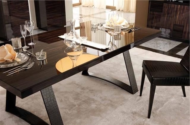 Italian Dining Table (Gallery 9 of 20)