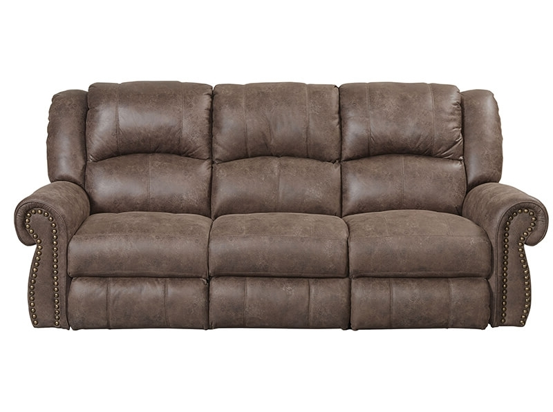 Jackson 6 Piece Power Reclining Sectionals With  Sleeper For Current Catnapper Westin Reclining Sofa (Gallery 7 of 15)