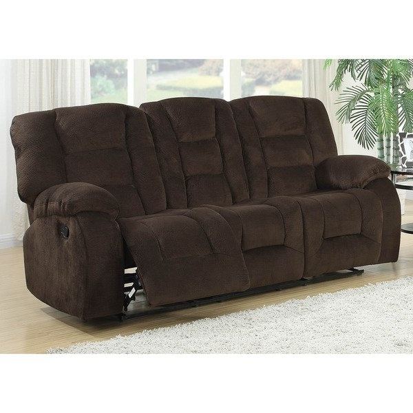 Jackson 6 Piece Power Reclining Sectionals With  Sleeper Within Favorite Shop Jackson Dual Reclining Sofa – Free Shipping Today – Overstock (View 9 of 15)