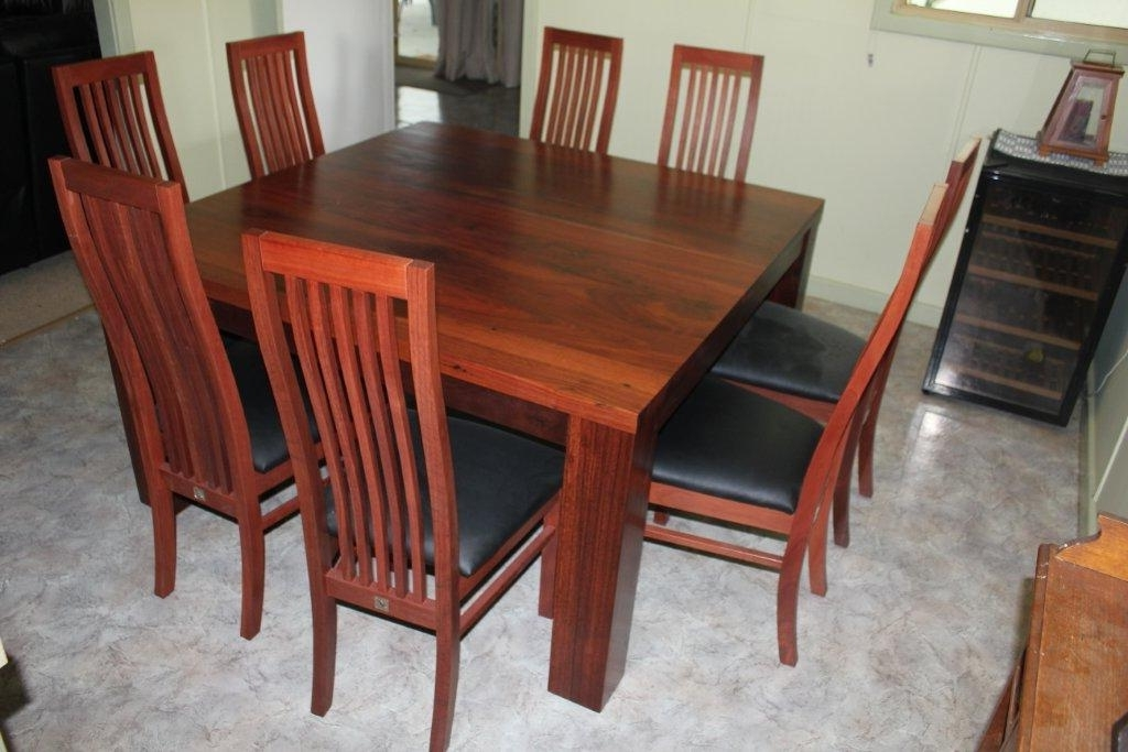 Jarrah Dining Tables « Arcadian Concepts – Specialising In Solid Pertaining To Current Perth Dining Tables (View 9 of 20)