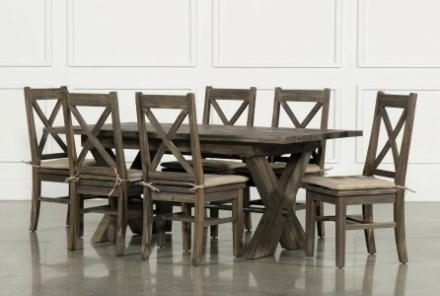 Jaxon Extension Rectangle Dining Tables In Popular Living Spaces Dining Tables – Hillyes.co (Gallery 9 of 20)