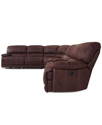 Jedd Couchwe Ordered The 5 Piece! Can't Wait For It To Get Here In Well Known Marcus Oyster 6 Piece Sectionals With Power Headrest And Usb (Gallery 9 of 15)