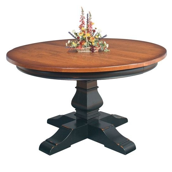 Jefferson Extension Round Dining Tables With Famous 72 Inch Round Dining Tables (View 11 of 20)