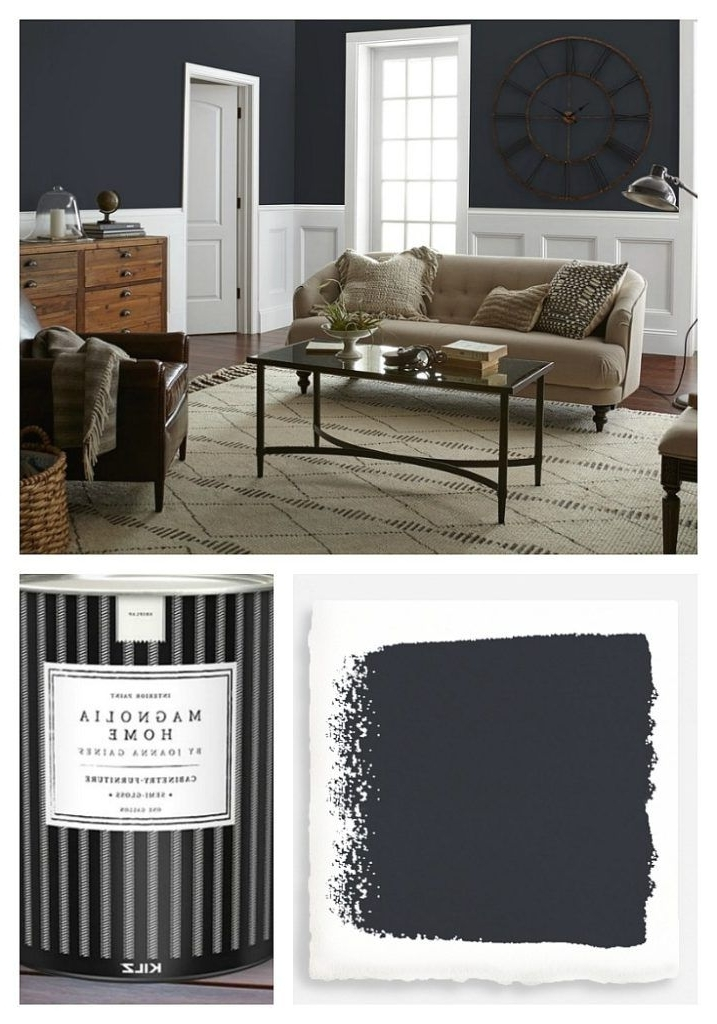 Joanna Gaines' 2018 Paint Color Picks (Gallery 17 of 20)