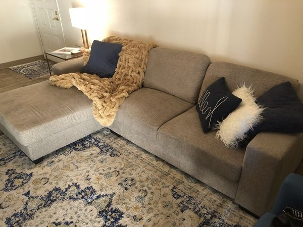 Jobs Oat 2 Piece Sectional With Right Facing Chaise For Sale In Intended For Widely Used Jobs Oat 2 Piece Sectionals With Left Facing Chaise (View 4 of 15)