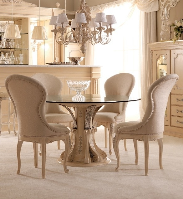 Juliettes Interiors With Dining Room Glass Tables Sets (View 10 of 20)