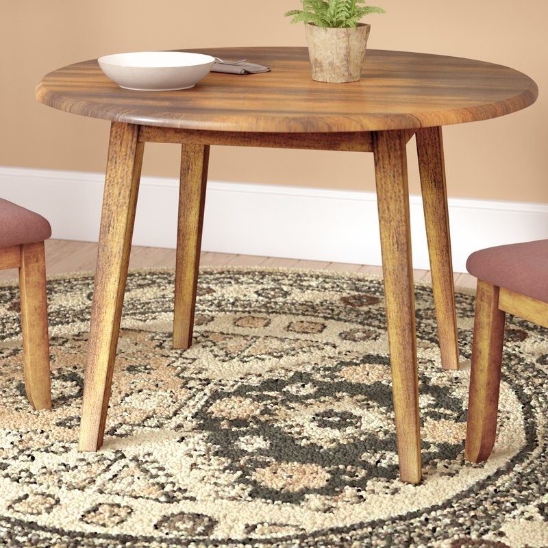 Kaiser Point Extendable Dining Table & Reviews (View 9 of 20)