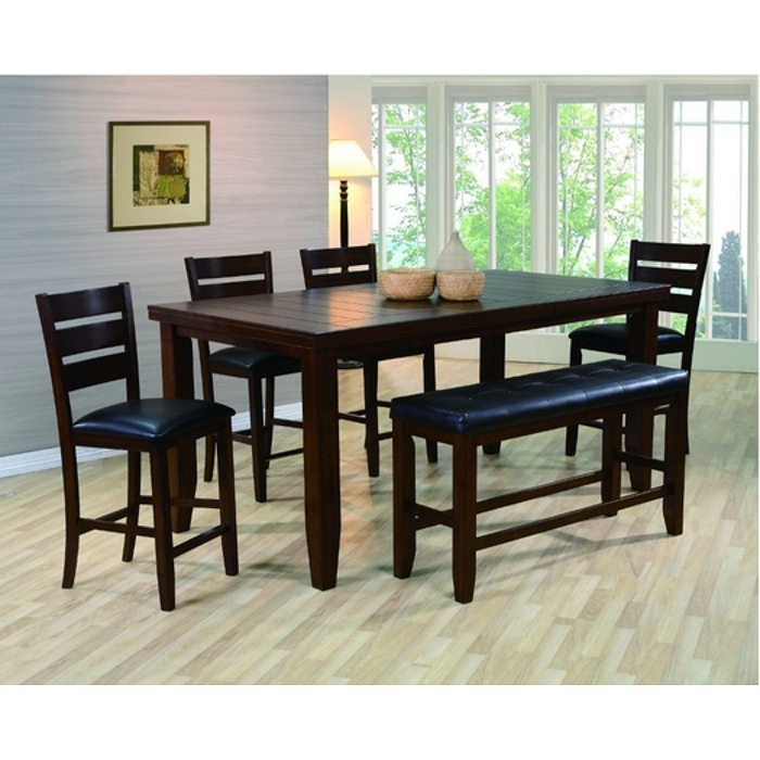 Kingston Dining Tables And Chairs Inside Favorite Kingston Dining Furniture Crown Mark – (View 18 of 20)