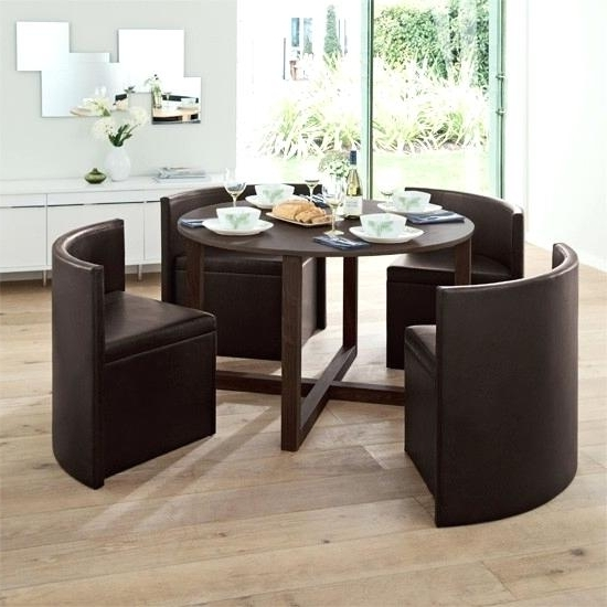 Kitchen Dining Sets For Best And Newest Small Round Kitchen Table Set – Zaglebie.co (Gallery 14 of 20)