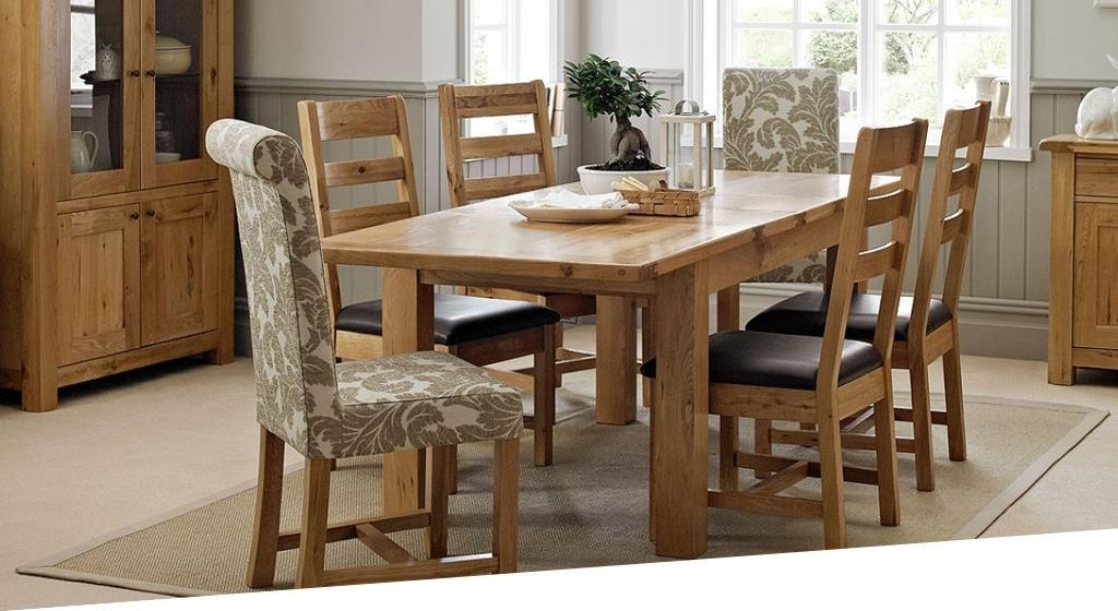 Kitchen Dining Tables And Chairs Throughout Current Buying Dining Furniture – Dfs Guides (Gallery 13 of 20)