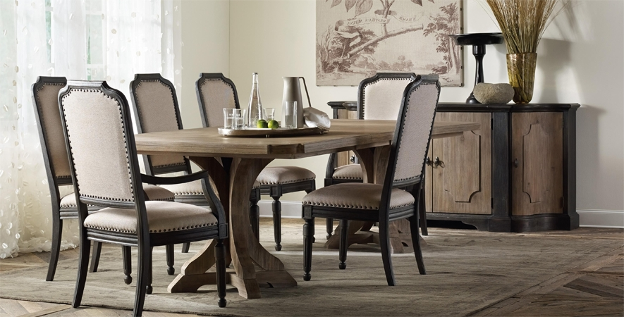 Kitchen Dining Tables And Chairs With 2017 Dining Room Furniture – Wayside Furniture – Akron, Cleveland, Canton (Gallery 6 of 20)