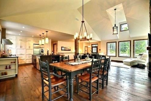 Kitchen Table Lighting Astonishing Dining Table Light Fixtures Intended For Trendy Dining Tables Lighting (View 10 of 20)