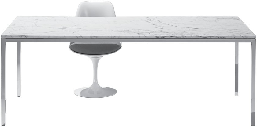 Knoll Florence – Dining Table – Gr Shop Canada With Regard To Well Liked Florence Dining Tables (Gallery 10 of 20)
