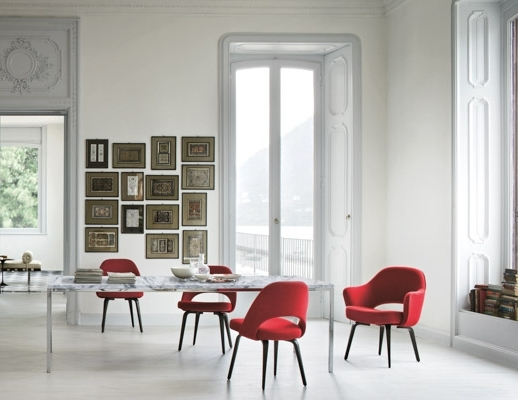 Knoll Within Most Current Florence Dining Tables (Gallery 5 of 20)