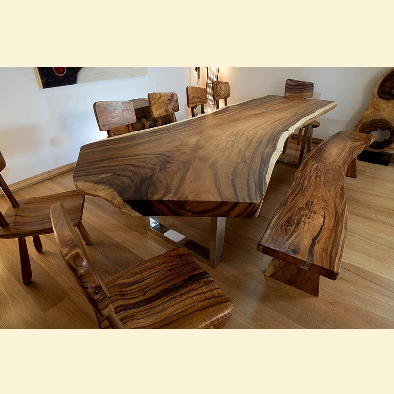 Latest Acacia Dining Tables For 12 Seater Acacia Dining Table – Mango Crafts Furniture Creations (View 15 of 20)