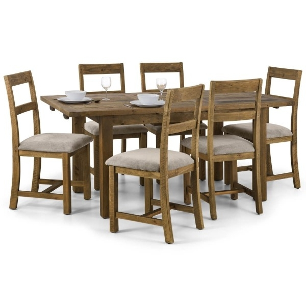 Latest Aspen Dining Tables Intended For Dining Set – Aspen Extending Dining Table, 4 Chairs In Pine Asp (View 14 of 20)