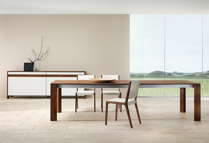 Latest Contemporary Dining Tables – Decoration Channel For Contemporary Dining Tables (View 14 of 20)