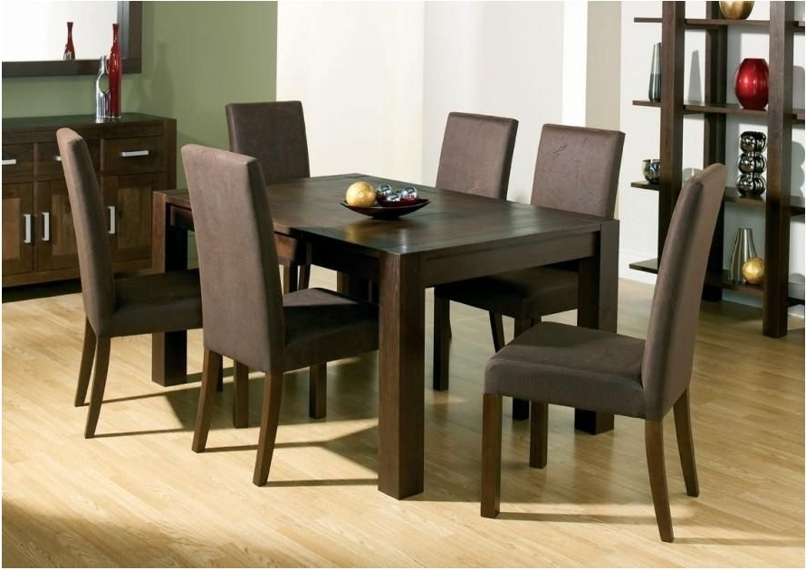 Latest Delightful Top 20 Dark Brown Wood Dining Tables Dining Room Ideas Within Dark Brown Wood Dining Tables (View 12 of 20)