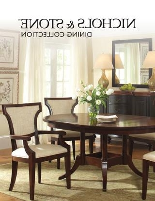 Latest Dining Collectionnichols & Stonestickley – Issuu Pertaining To Helms 5 Piece Round Dining Sets With Side Chairs (View 20 of 20)