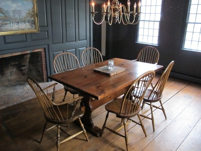 Latest Dining Room Table ~ Confessions Of An Antique Home With Regard To Partridge 7 Piece Dining Sets (View 9 of 20)