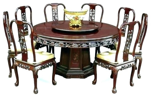 Latest Dining Tables And 8 Chairs For Sale Pertaining To Enchanting Oak Dining Table And 8 Chairs Rustic Dark Light Round For (View 15 of 20)