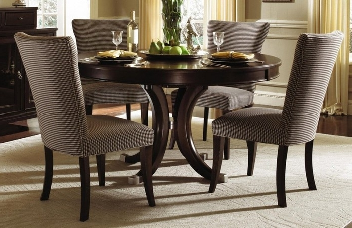Latest Ikea Round Dining Tables Set Pertaining To  (View 13 of 20)