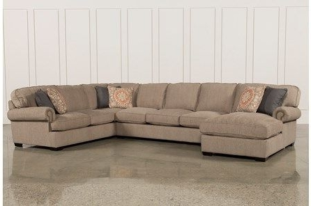 Latest Karen 3 Piece Sectionals Throughout Campbell 3 Piece Sectional (View 7 of 15)