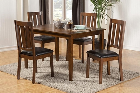 Latest Lassen 5 Piece Round Dining Sets Throughout Dining Room Furniture In Hilo, Hi (View 6 of 20)
