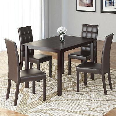 Latest Latitude Run Cesar 5 Piece Dining Set Latr3431 – $699.99 (Gallery 8 of 20)