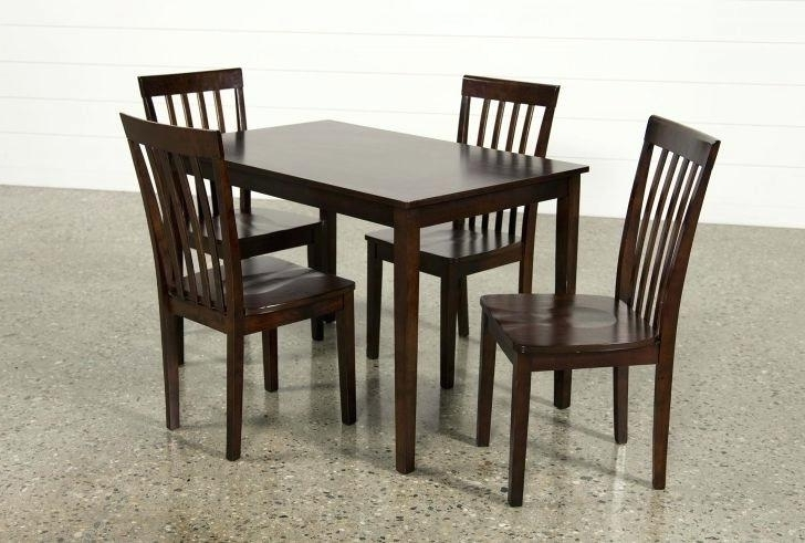 Latest Living Spaces Dining Sets Pierce 5 Piece Counter Set Living Spaces For Pierce 5 Piece Counter Sets (View 4 of 20)