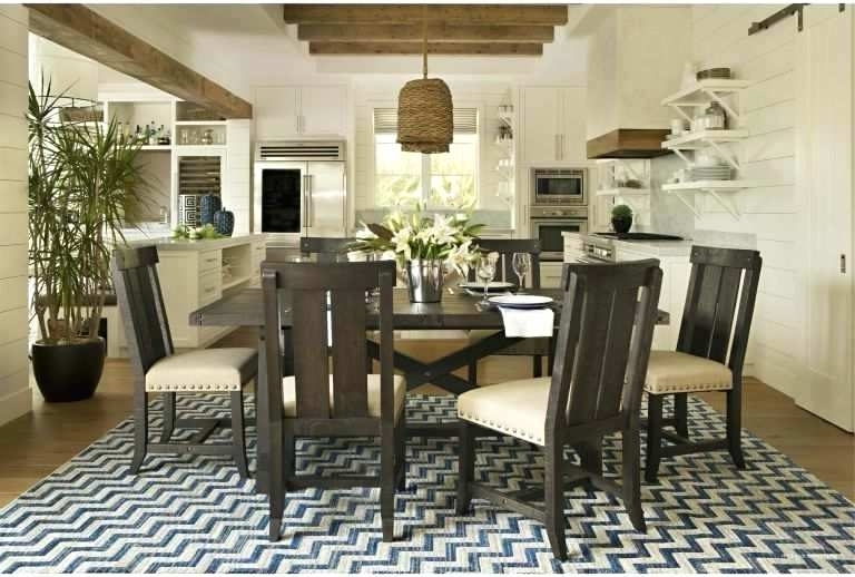 Latest Living Spaces Dining Tables – Hillyes (View 12 of 20)