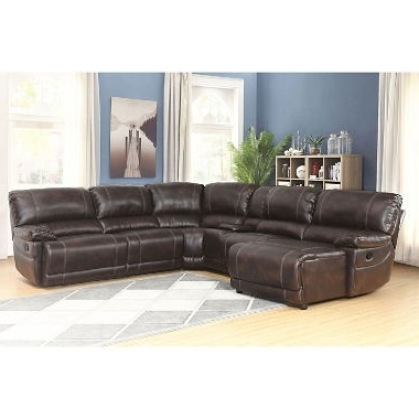 Latest Marcus Grey 6 Piece Sectionals With  Power Headrest & Usb For 6 Piece Sectional Marcus Grey W Power Headrest Usb Living Spaces (View 6 of 15)