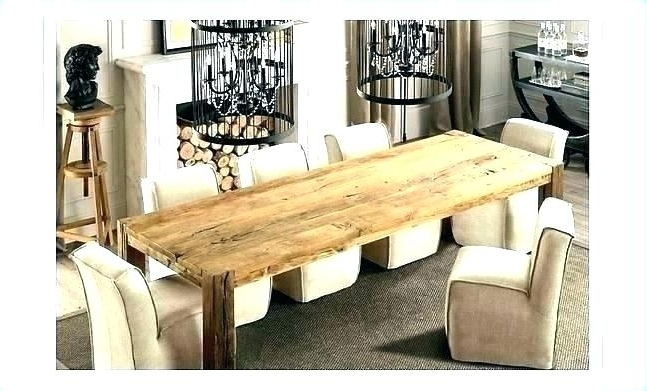 Latest Narrow Dining Tables With Regard To Table Narrow Dining Room Tables With Leaves Small Unusual (View 18 of 20)