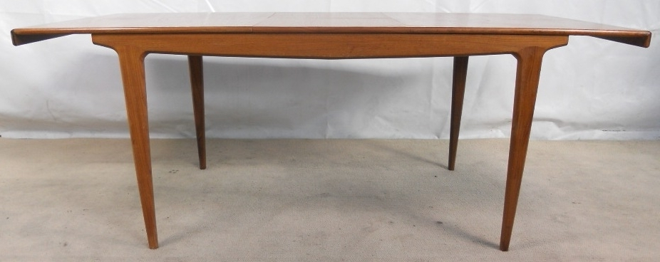 Latest Retro Extending Dining Tables Throughout 1960 S Retro Teak Extending Dining Table To Seat Ten – Sold (View 6 of 20)