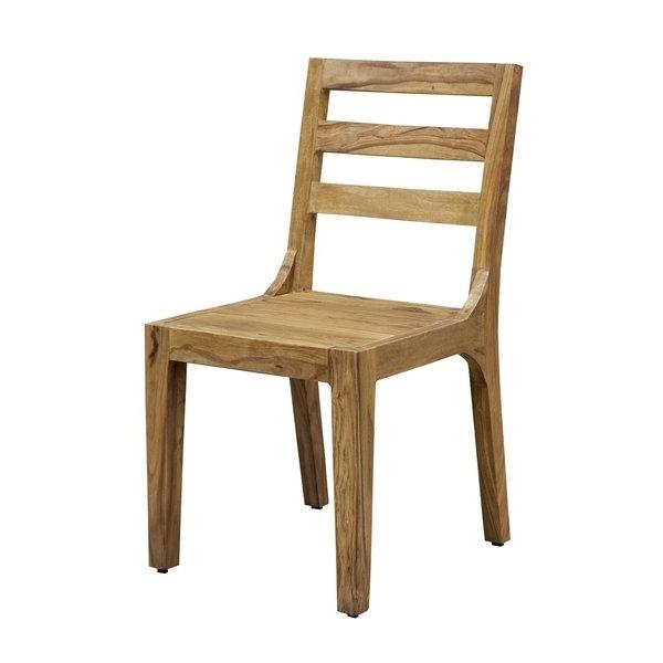 Latest Sheesham Dining Chairs For Shop Handmade Wanderloot Urban Sheesham Dining Chair (India) – Free (View 6 of 20)