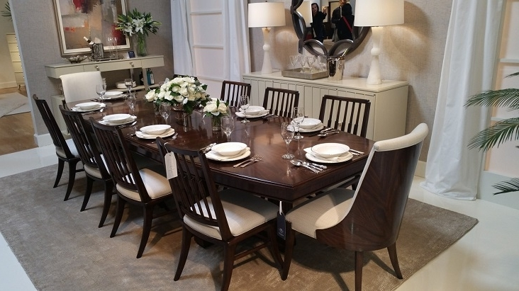 Latest Stanley Furniture Dining Roomsdiningroomsoutletdining Within Market 6 Piece Dining Sets With Host And Side Chairs (View 9 of 20)