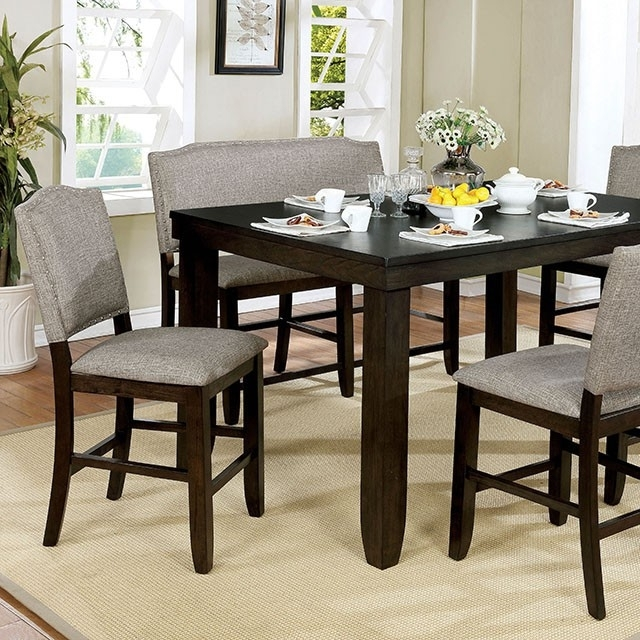 Latest Teagan Counter Height Dining Table In Teagan Extension Dining Tables (View 6 of 20)