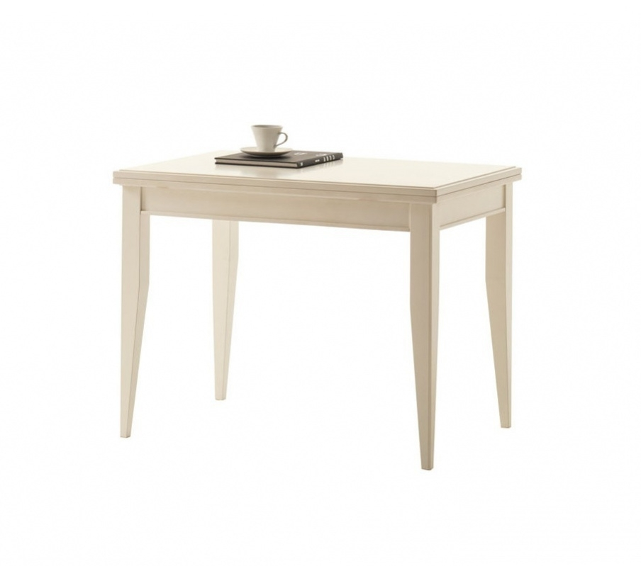 Latest The Pisa Dining Table Folding, Solid Beech Selva – Luxury Furniture Mr With Pisa Dining Tables (View 9 of 20)