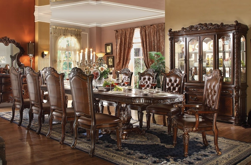 Latest Tips For Purchasing Traditional Dining Room Sets – Blogbeen For Traditional Dining Tables (View 5 of 20)