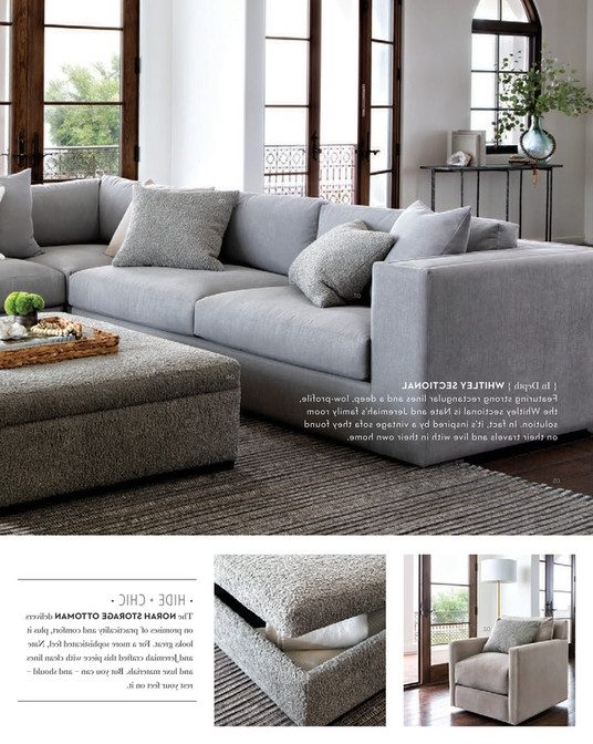 Latest Whitley 3 Piece Sectionals By Nate Berkus And Jeremiah Brent With Regard To Living Spaces – Fall 2018 – Soane 3 Piece Sectionalnate Berkus (View 14 of 15)